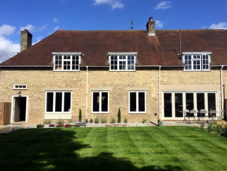 Listed building conservation Cambridgeshire